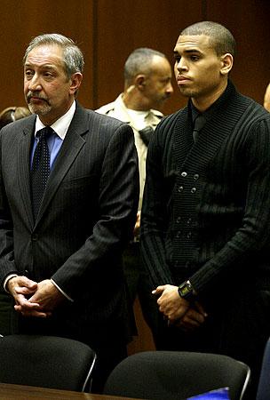 Chris Brown's Lawyer Seeks Dismissal in Assault Case