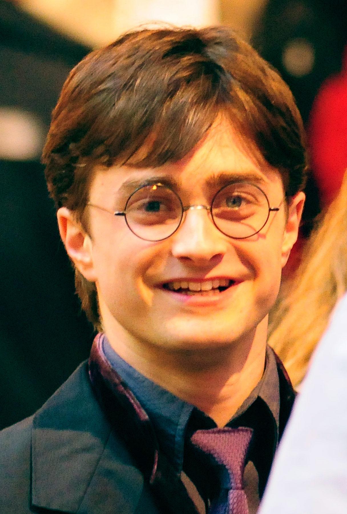 Daniel Radcliffe Talks 'Harry Potter'