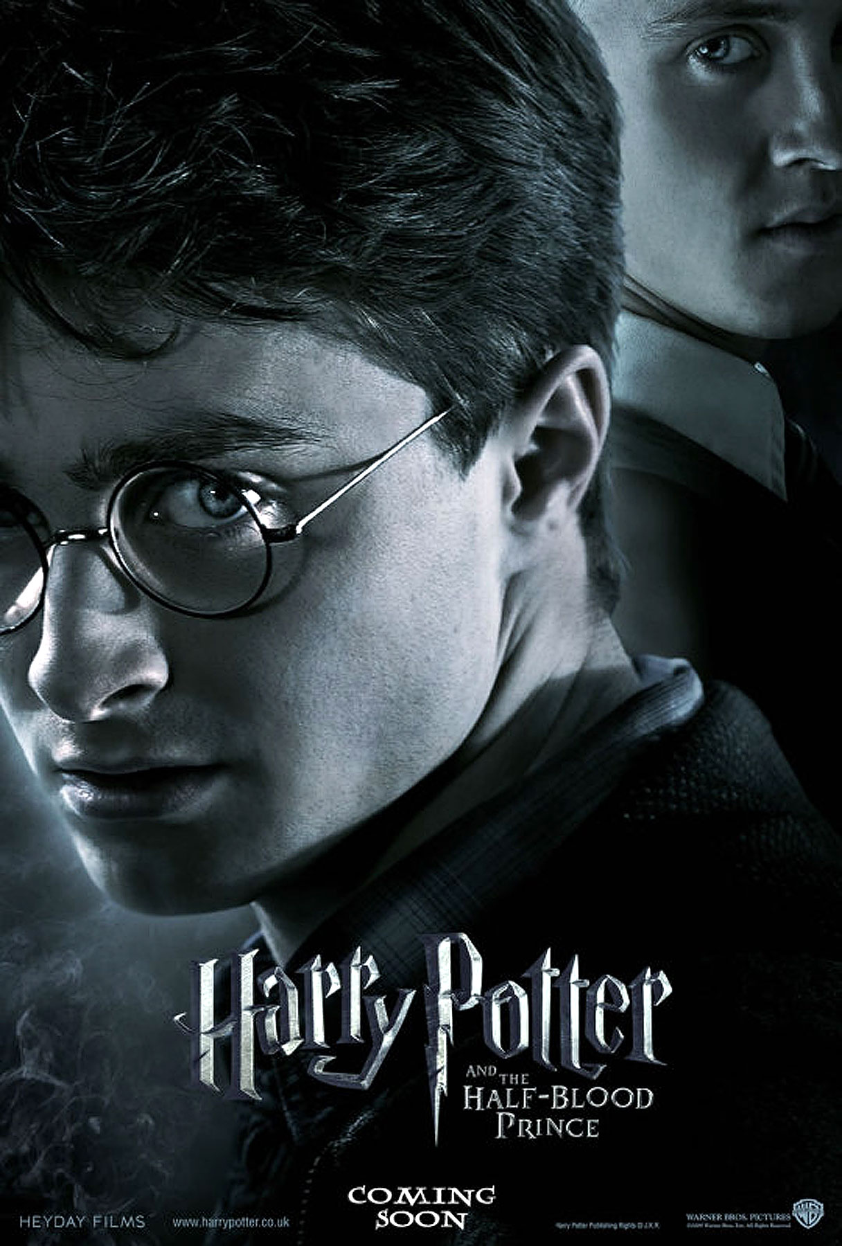 Harry Potter and the Half-Blood Prince: New Posters!