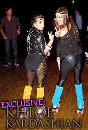 Kim and Khloe Kardashian: That's How They Roll, Yo