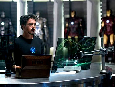 Iron Man 2: First Photo