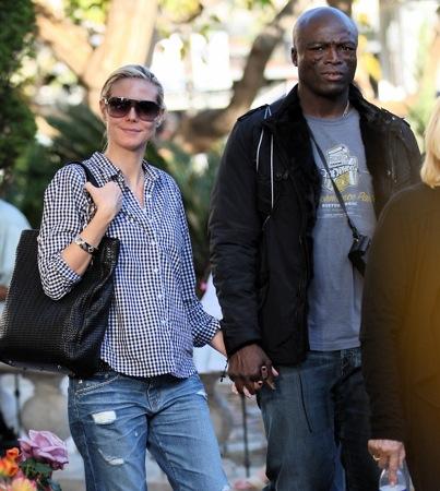 Swine Flu Puts Kibosh on Heidi and Seal's Anniversary Plans
