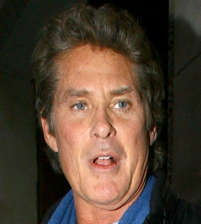 Report: David Hasselhoff Hospitalized for Alcohol Poisoning