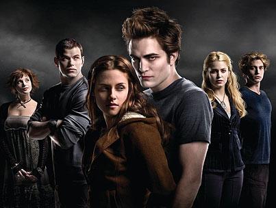 Twilight Leads MTV Movie Award Nominees