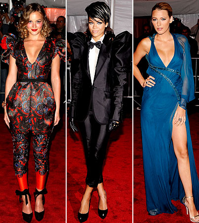 Fashion Showdown: The Costume Institute Gala