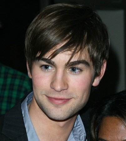 Chace Crawford Has a Date With Sarah Palin