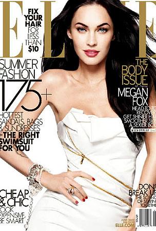 Megan Fox: Elle, Yes!