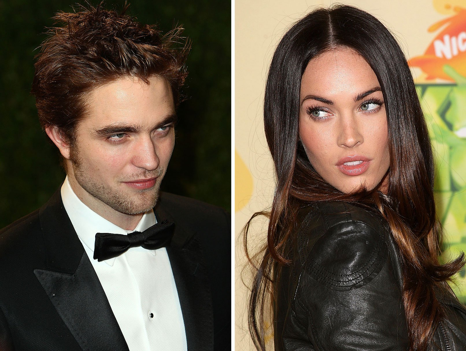 Megan Fox Denies RPattz Hookup Rumors