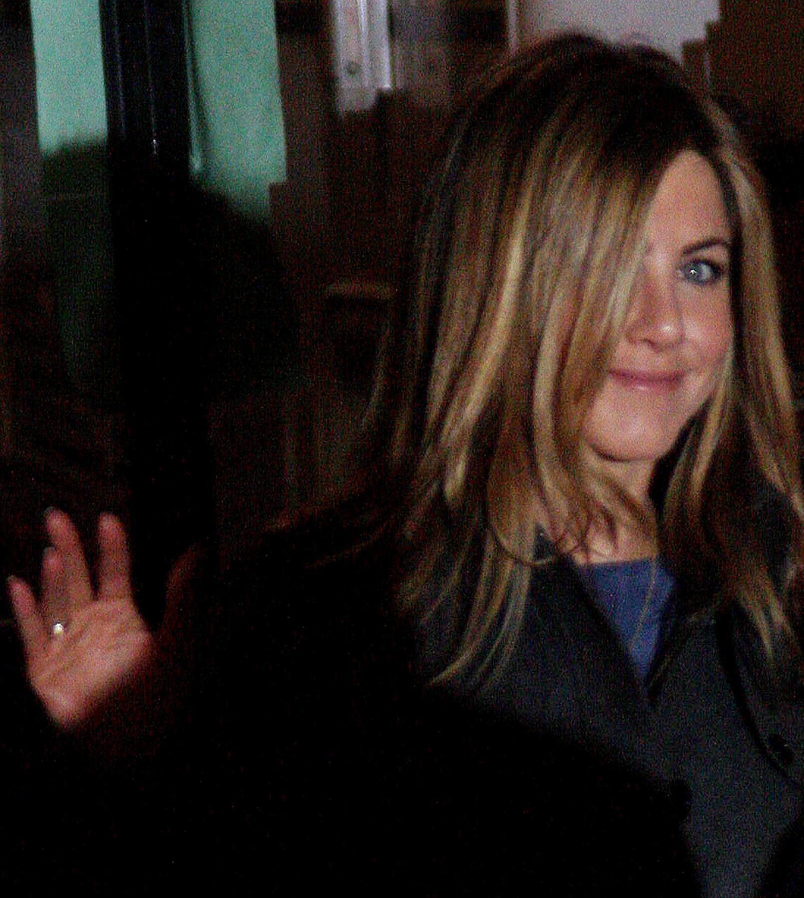 Jennifer Aniston Talks 'Friends' Movie