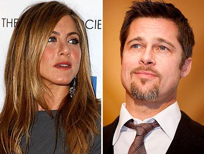 Jennifer Aniston: Providing Aid and Comfort to Brad Pitt?