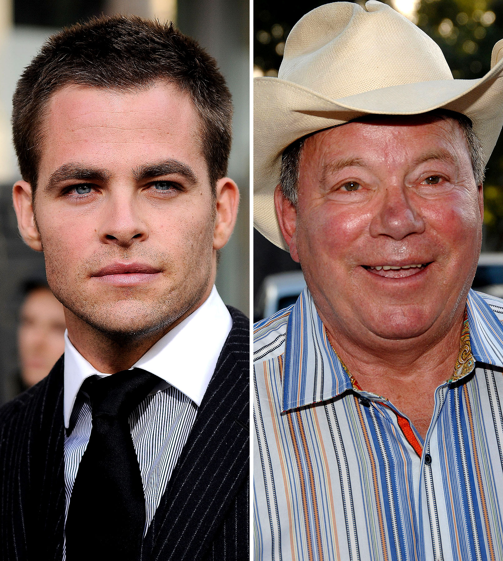 VIDEO: Chris Pine and William Shatner, Together at Last!