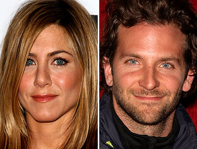 Jennifer Aniston: Getting Busy With Bradley Cooper?