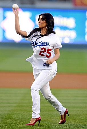 Kim Kardashian: What a Pitch!