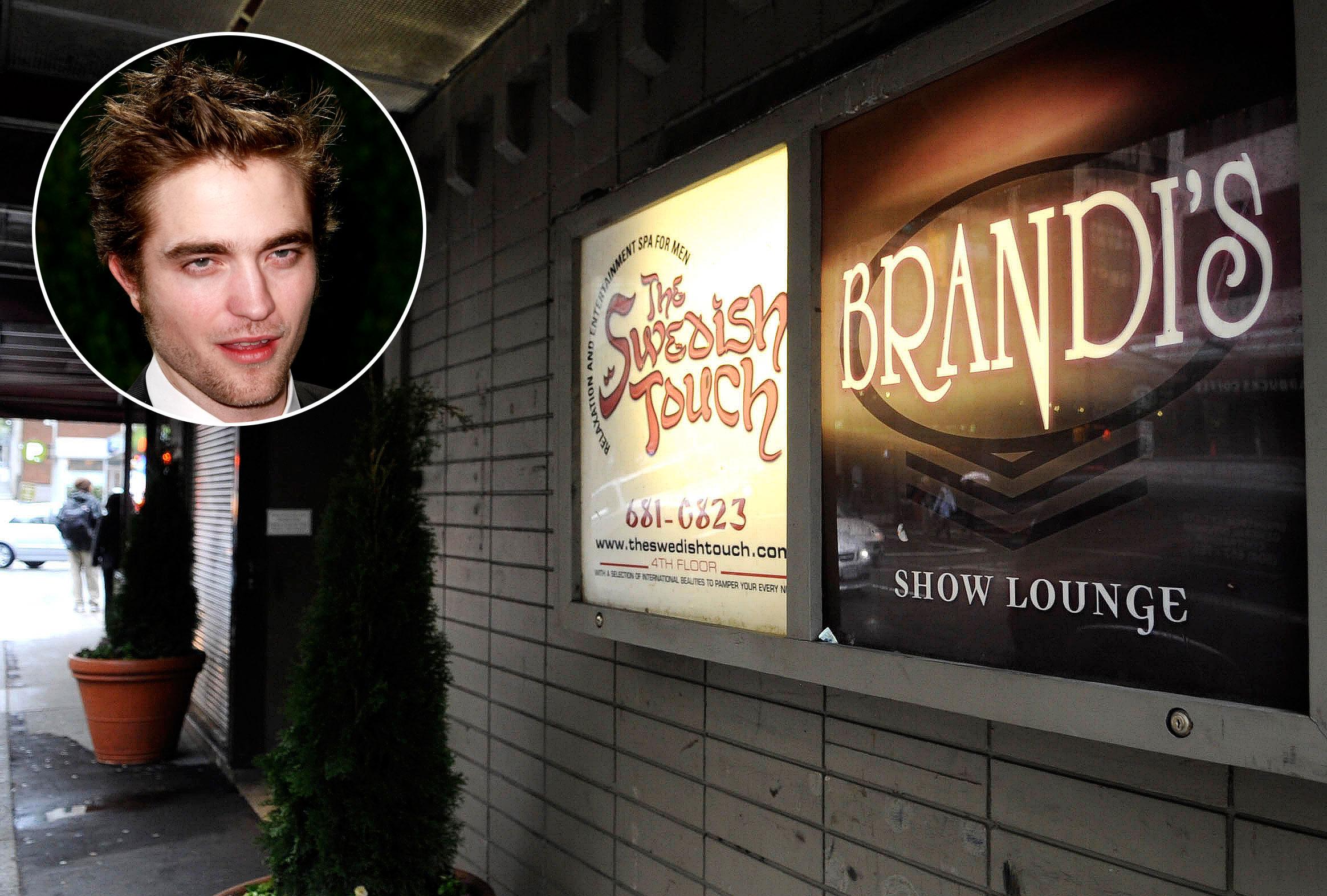 Robert Pattinson, Lap Dance Connoisseur?