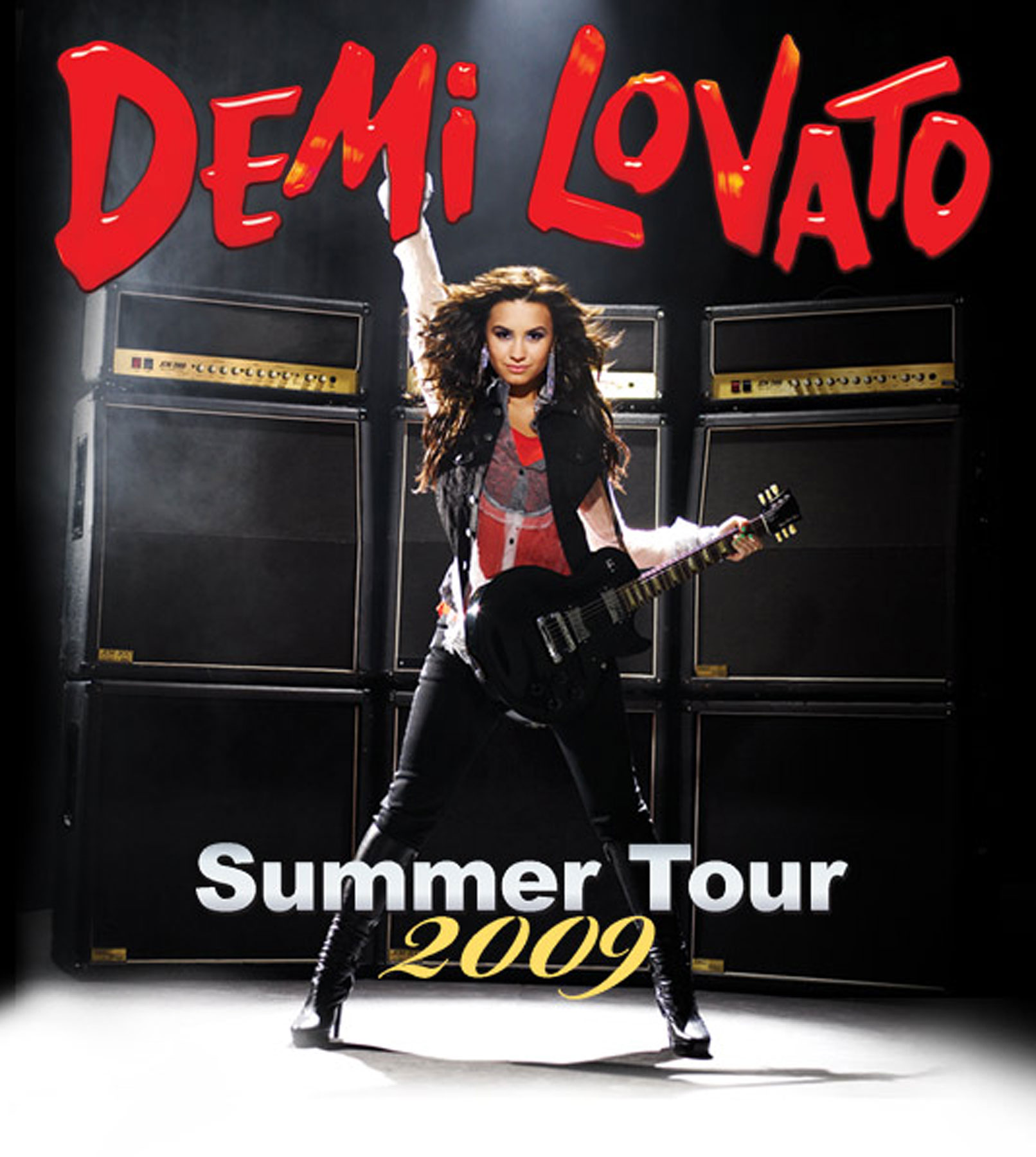 Enter Buzznet's Demi Lovato Contest To Win Tour Tickets And Become An Official Blogger!