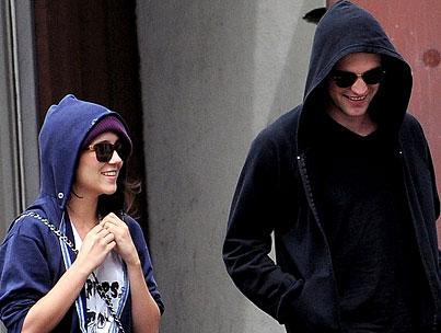 Robert Pattinson Has a Lady Friend
