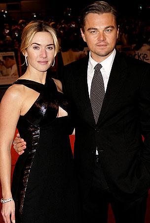 Leonardo DiCaprio and Kate Winslet Donate to Titanic Survivor