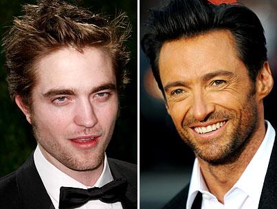 Robert Pattinson Is Getting 'Unbound' With Jackman