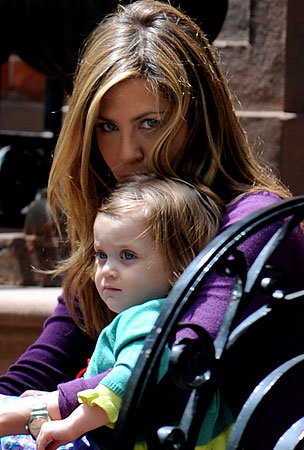 Jennifer Aniston Is Finally A Mom