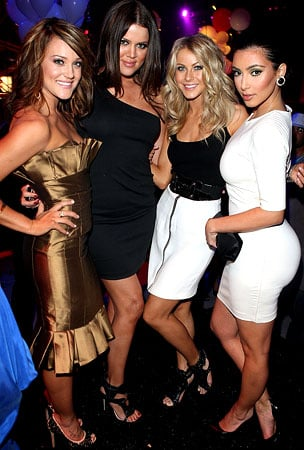 Celebs Add Heat to the Maxim Hot 100 Party