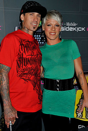 Pink: It's Awkward With Carey Hart
