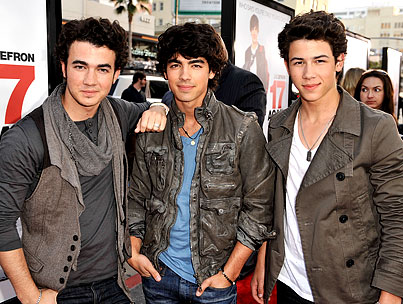 The Jonas Brothers Are Scared of the Swine