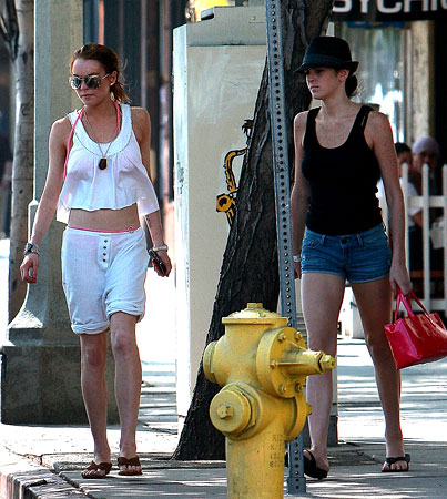 Lindsay Lohan, Fashion Visionary