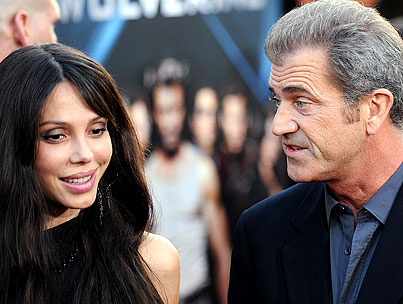 Report: Mel Gibson's New Gal Is Preggers