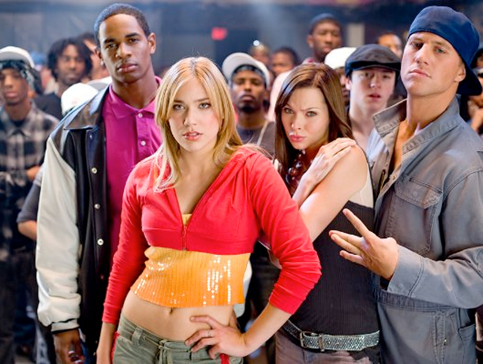 EXCLUSIVE VIDEO: 'Dance Flick' Cafeteria Scene