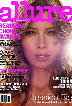 Jessica Biel: Don't Hate Me Because I'm Beautiful