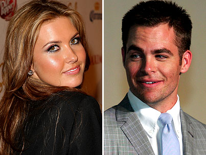 Report: Audrina Patridge and Chris Pine Are Hooking Up