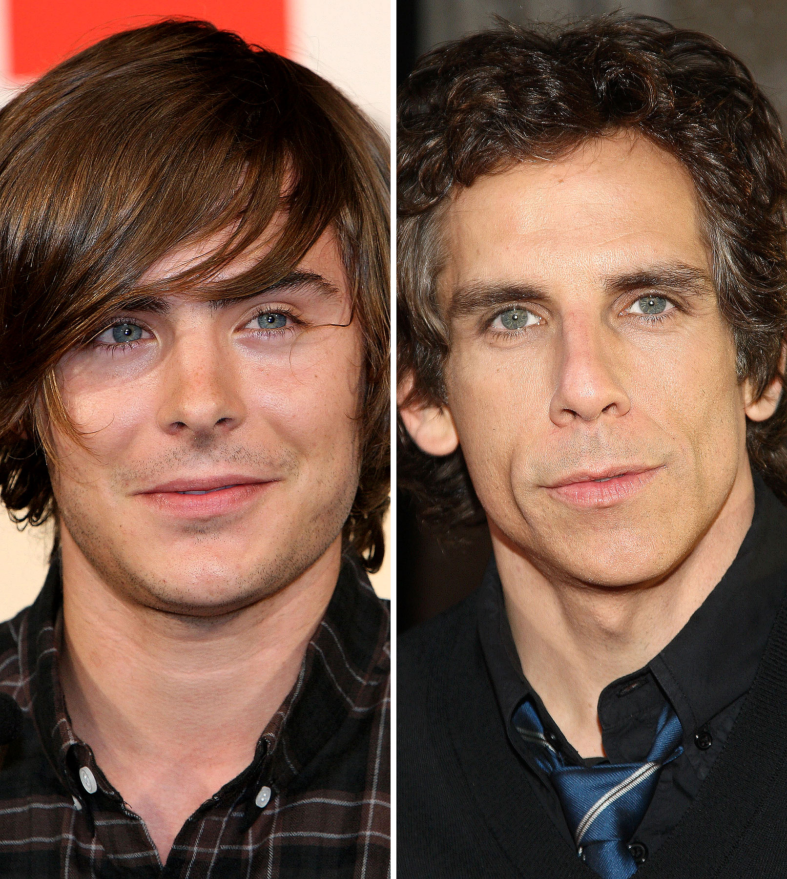 Zac Efron To Honor Ben Stiller at MTV Movie Awards