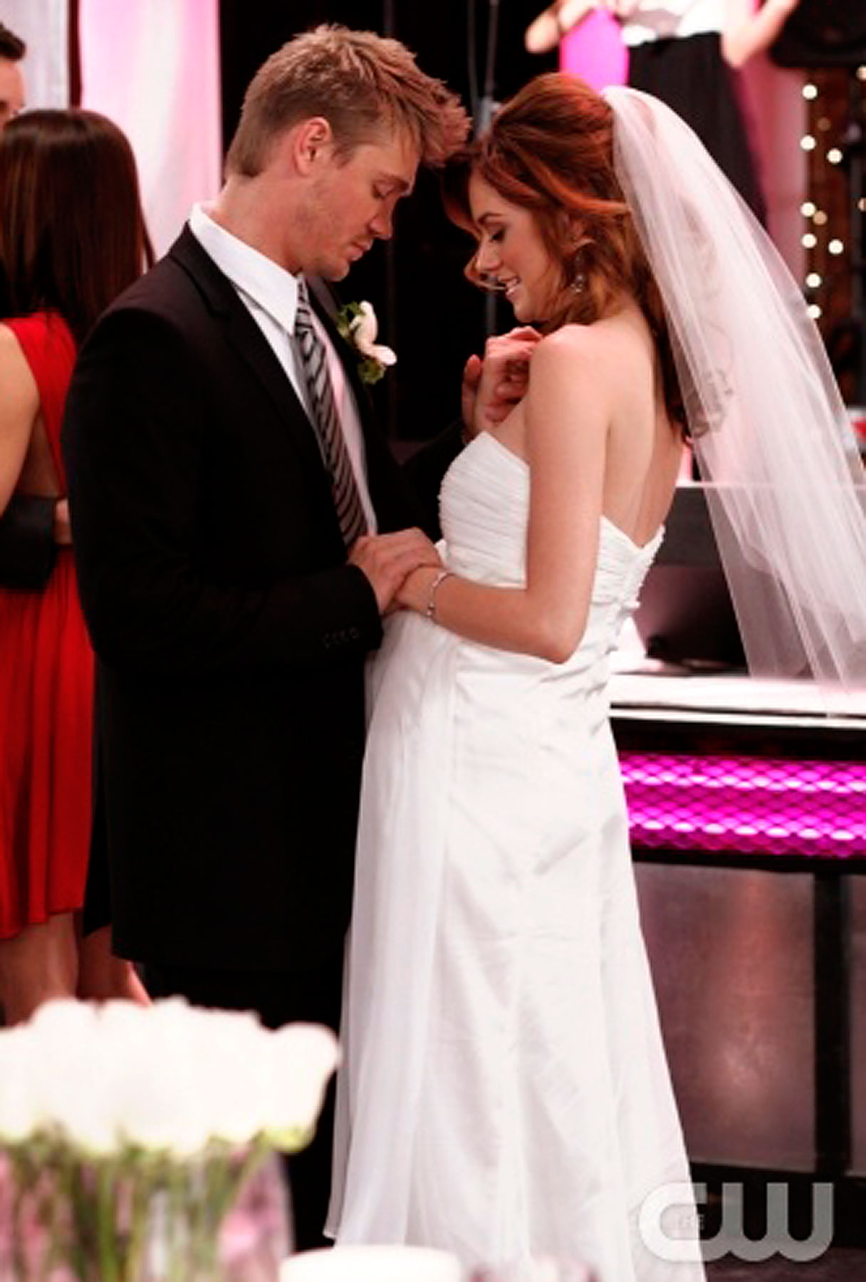 Chad Michael Murray and Hilarie Burton's 'One Tree Hill' Exit: All About the Benjamins?