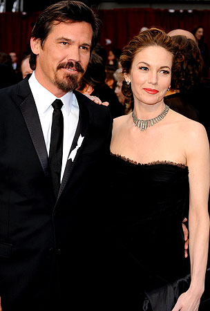 Josh Brolin: Stepping Out on Diane Lane?