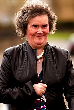 Susan Boyle Has a Filthy, Filthy Mouth