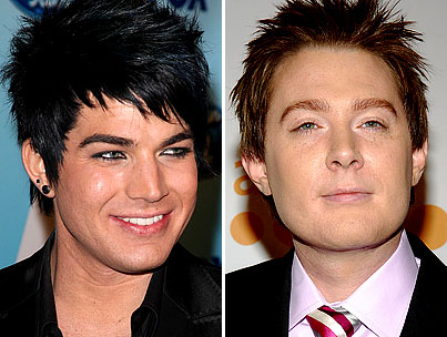 Adam Lambert Says Clay Can Ride His Coattails