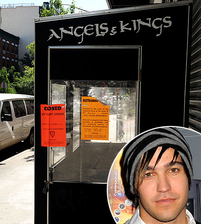 Pete Wentz's Bar Shut Down