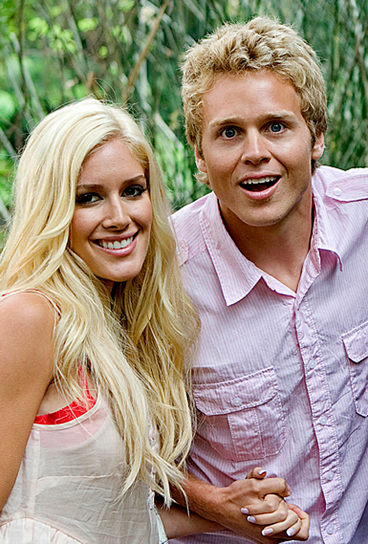 Have The Pratts Quit 'I'm A Celebrity'?