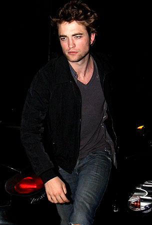 Robert Pattinson Takes New York