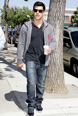 Taylor Lautner, Coffee Achiever