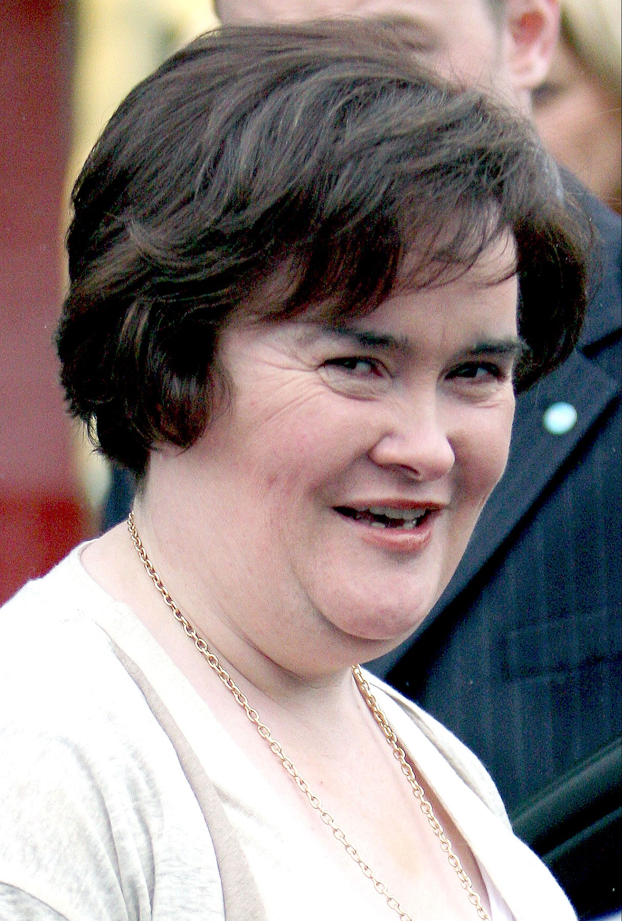 Susan Boyle: Ready for Round Two