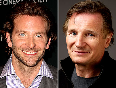 Bradley Cooper, Liam Neeson May Be Joining the A-Team