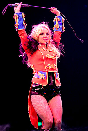 Britney Spears Is Going Down Under, Y'all