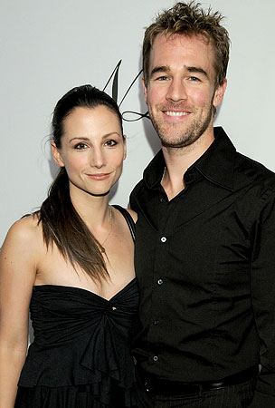 James Van Der Beek Splits With Wife