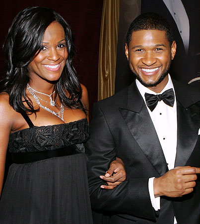 Usher and Tameka Foster Are Divorcing