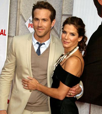 Sandra Bullock Loves A Naked Ryan Reynolds