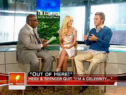 "Heidi Montag: ""Al Roker Attacked Me!"""