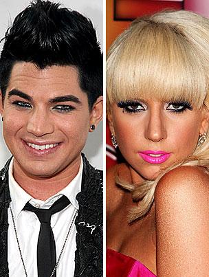 Adam Lambert Prepares to Go GaGa on Debut Album