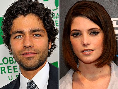 Hookup Alert: Ashley Greene and Adrian Grenier?