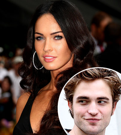 Megan Fox Says Robert Pattinson Is a Pretty Stranger